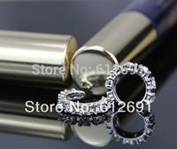 C-shaped crystal  ear clip no pierced earrings fashion charms ear cuffs earring for women jewelry  LM-C154