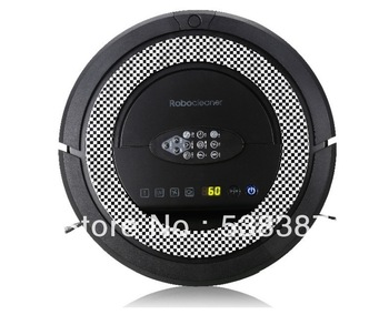 Free Shipping Top Selling , 2013 New Coming 5 in1 Multifunctional Robot vacuum cleaner Similar Function As Roomba 780
