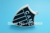 Wholesale free ship football club usb flash drive 1-32GB  cute stitch pen drive silicone usb pendrive, Clube Atletico Mineiro