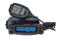 Newest Dual band ham mobile radio  with DTMF Microphone TC-MAUV11
