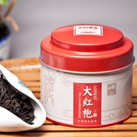 New 2014 Da Hong Pao Wuyi Oolong Tea Wuyi dahongpao Premium 35g / cans. Free Shipping