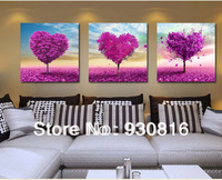 New DIY diamond painting love tree cross stitch dream romantic rhinestone pasted painting