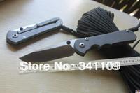 Free shipping Wild Boar CR Big Sebenza 25 years souvenir Titanium Alloy Handle D2 High Speed Steel Blade Folding Knife