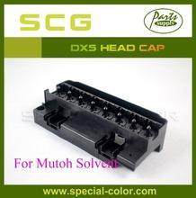 Cap cabeça de impressão Epson DX5 Para cabeça de impressão da impressora Solvente Mutoh(China (Mainland))