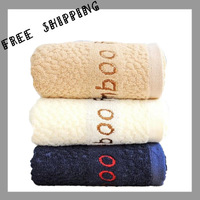 [TOWEL] 34*75 cm 95g Yarn Bamboo Fiber Designer Towel Household Products Towel Favors Super Absorbent Gift Light New 2013