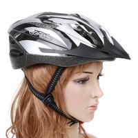 Genuine foreign JSZ bicycle helmet riding helmet mountain bike helmet bicycle parts integrally molded