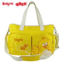 Free shipping Multifunctional nappy bag large capacity mummy bag  baby bag tote bag