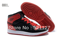 2 Colours Free Shipping Air Wholesale Retro I 1 Men's Basketball Sport Footwear Sneaker Trainers Shoes ( 1 - 2 Colours )