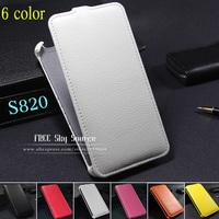 FSV IN STOCK!  Cover case for Philips Xenium W732 W832  W8510 W8500 W336  flip Russian Style leather case 4 color