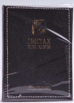 Fujifilm Instax мини 7 s 8 25 50 s 90 s черный 72 слота для карт мини кожа альбом ...