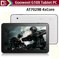 Gooweel G10X tablet  10 inch Capacitive screen ATM7029 Quad core Android 4.2 HDMI WIFI camera Bluetooth OTG 1GB RAM 8GB/16GB ROM