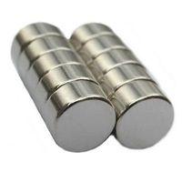 50pcs Neodymium Magnets 1/2 x 1/4 inch Disc N48