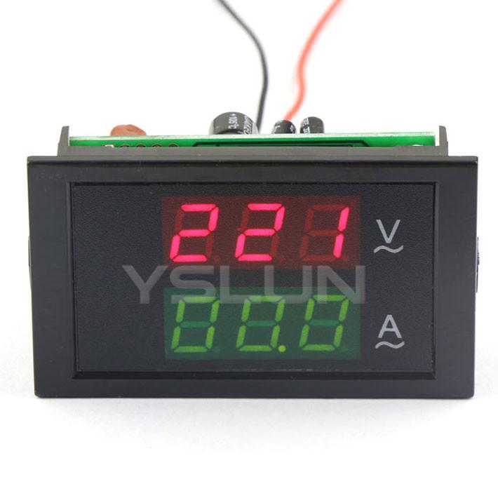 3 Phase Digital Voltage Meter on B Boost Circuit Diagram