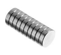 50 Neodymium Magnets 1/2 x 1/8 inch Disc N48