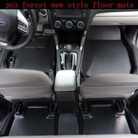 Waterproof & Duckproof  fashion Subaru floor mats high quality  Subaru forest  floor mats Subaru XV floor mats