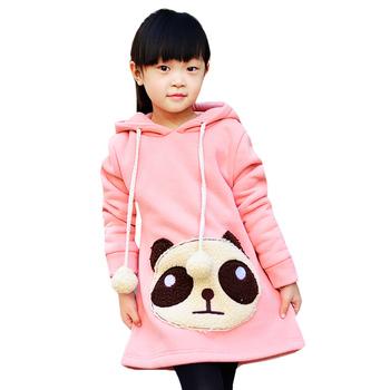 2014 autumn & winter big kids cloТонкийg Детский hoodies outerwear cartoon kids ...