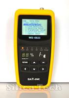 Satlink WS-6923 DVB-S FTA C&KU Band Digital Satellite Finder Meter