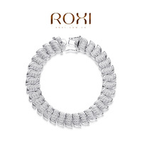 ROXI  Retro width of the chain Bracelets platinum plating,Environmental Jewelry,Exquisite workmanship,free shipping,606003132