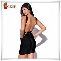 New fashion 2013 bandage dress Sexy night club wear Ladies elastic women dresse party Mini dress party dresses