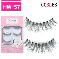Free Shipping Women natural Long False Eyelashes Eyelash Eye Lashes HW-57