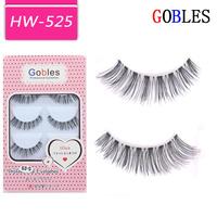 false eyelashes natural slim thick sexy HW-525