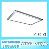 Wholesale best quality LED panel light 18W/ 25W/ 30W, 300x600mm, SMD3014, AC85~265V/ DC12V, 100lm/W, slim light panel