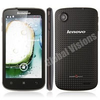 Original Lenovo Lephone A800 Android 4.0 MTK6577 1.2GHz 4.5 Inch IPS Screen 3G GPS with multi-languages