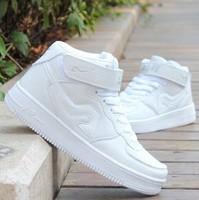 2014 new men's fashion shoes high when British hip-hop Dunk High casual men Korean tidal brand sneakers justin bieber shoes