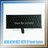 """New For Macbook Air 13"""" 2011 A1369 MC503LL/A*  Spain Keyboard"""
