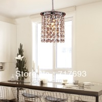 Free shipping 2013 Christmas New Hot Sales Morden contemporary Crystal Pendant Light in  1 lamps
