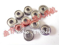 10pcs/lot 3*8*4 mm Metal Cup Disabilities Bearing Bearings Servo Bracket Pan-Tilt PTZ Manipulator Robot Accessories
