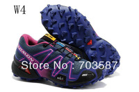 New Models salomon SPEEDCROSS 3 women run running shoes France Brand outdoor hiking walking casual shoes for sale 6 color us5-8