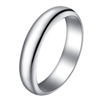 S925 Sterling Silver Ring,Rings For Women Silver 925,Perfect Polished High Quality