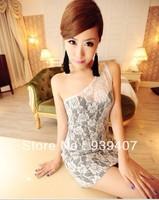 9387 2013 Fashion summer Women prints sexy Clubwear Dress european and american hot sellingfree size