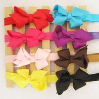 New Fashion Flower  Baby Girl Colorful  Headbands Little Kid's  Hair Accessories Headwear BA004