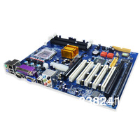 Intel 945 motherboard 2ISA with two ISA slot double ISA 2lan 2 ethernet 5PCI 2COM 1LPT  775CPU