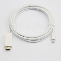 10FT 3M Thunderbolt Mini DisplayPort to HDMI Cable for MacBook Air Pro iMac MAC mini