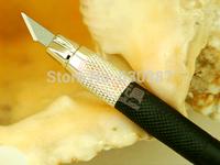 GJQG10 SK5 High Carbon Steel Carft Knife Carving Pen Model Tools NEW