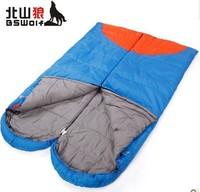 Sleeping bag outdoor spring and autumn sleeping bag wild adult sleeping bag sl016