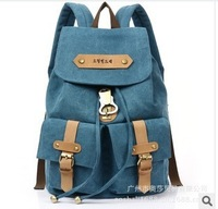 Backpack backpack canvas bag of 2013 new han edition student bag mountaineering backpack