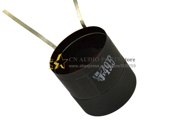 49.5mm Flat aluminum wire bass speaker drive voice coil(China (Mainland))