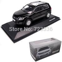 Shanghai volkswagen car model tiguan black r free shipping