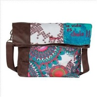 Free shipping Desigual MABEL Women's Bags Handbags Shoulder Bags Messenger Bags Cross body bag