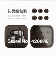 Free shipping Xiaomi PISTON Earphones Headset Headphones w/wire control,deep bass , support the dropping order , no original.