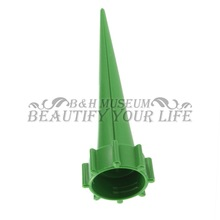 12pcs hot selling Irrigation System Automatic Garden Cone Spike Watering Plant Flower Waterers Bottle(China (Mainland))