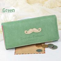 Free Shipping Fashion 2013 zipper long design vintage female wallet clutch designer women wallet flower clutch purse holders
