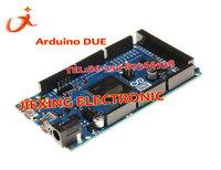 Free Shipping 2pcs=1pcs Due 2012 R3 ARM Version Main Control Board + 1pcs USB For !ARDUINO