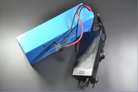 free shipping   1pcs/lot 48V   10AH Electric Bicycle Battery  for Electric Bike with charger ,BMS