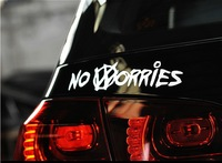 Free Shipping VW Volkswagen GOLF Scirocco R20GTI SAGITAR NOWORRIES reflective/pure color stickers,custom made