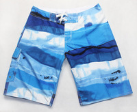 New Arrival Blue Plaid Color Cheap Brand Boardshorts Free Shipping Surf Brand Skate Swim Trunk Short